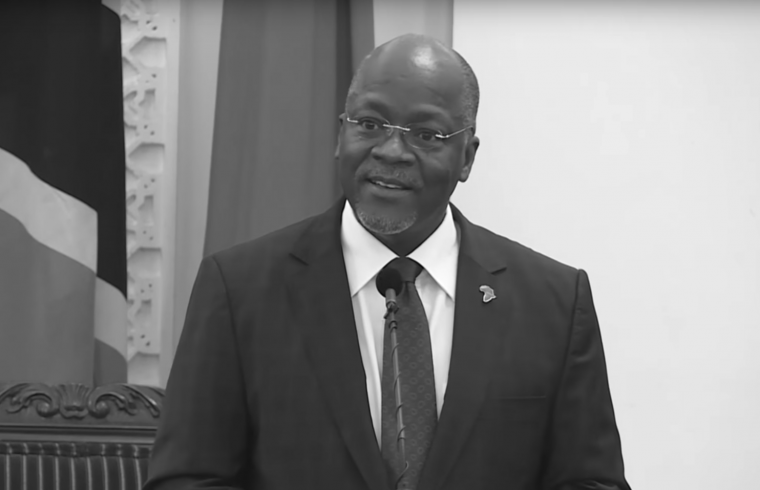John_Pombe_Magufuli_Prezydent_Tanzanii